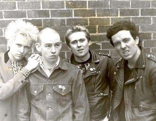 Punk group pound